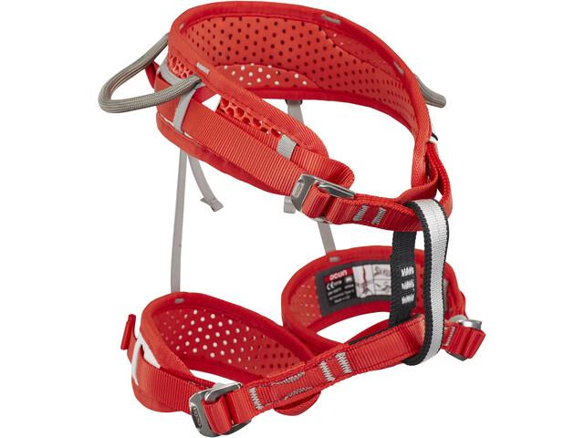 Ocun Klettergurt Haltbarkeit : Ocun webee harness kids red campz.de